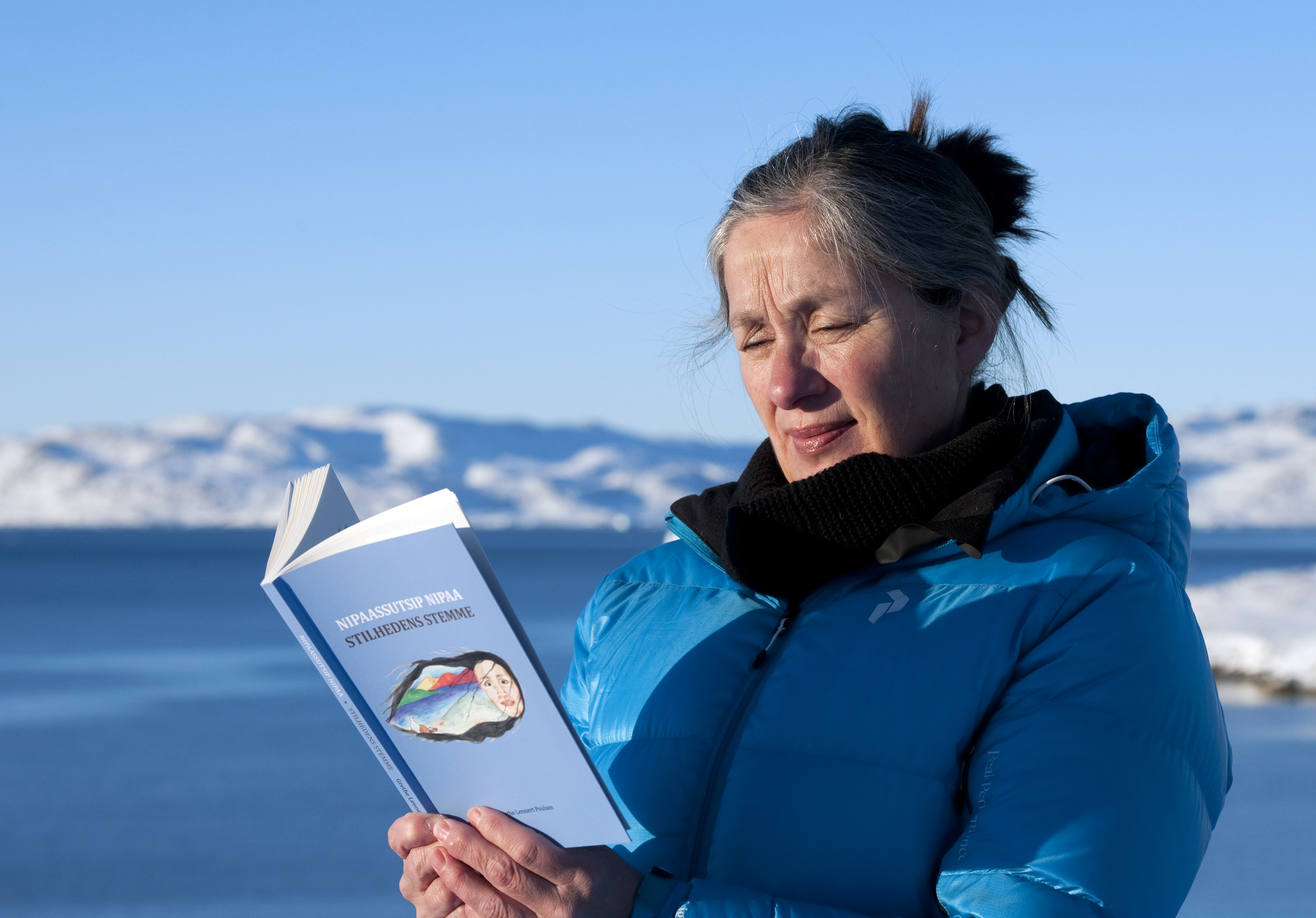 Debuterende digter fra Narsaq: Tal sammen! | Sermitsiaq.AG