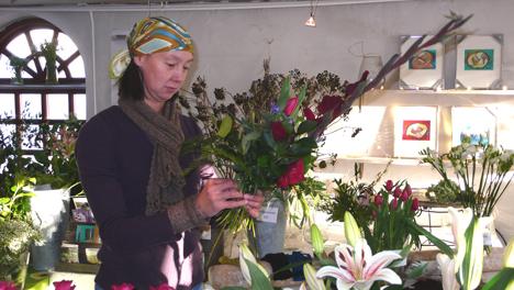 Bestil blomster på nettet