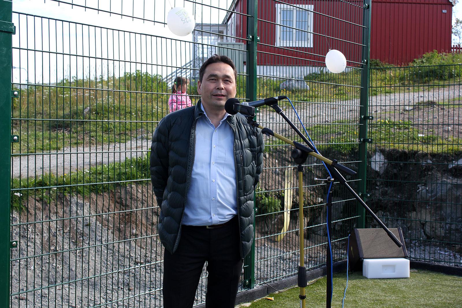 Wæver holder borgermøder om den nye trafikstruktur | Sermitsiaq.AG