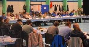 Siumut landsmøde i Sisimiut