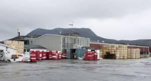 Arctic Prime Fisheries fabrik