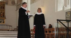 Domprovst-Poul-Henning-Bartholin,--præst-Oline-Berthelsen