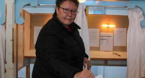 valgdagen i Qaqortoq