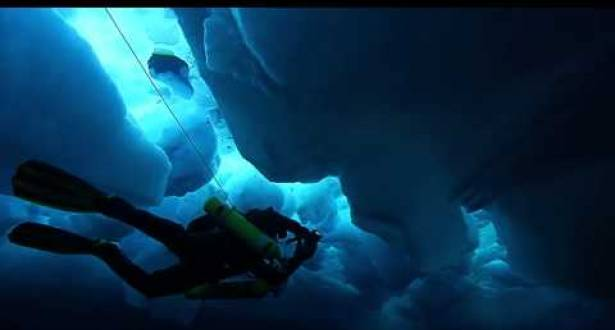 UNDER THE POLE II - Discovery Greenland - Teaser