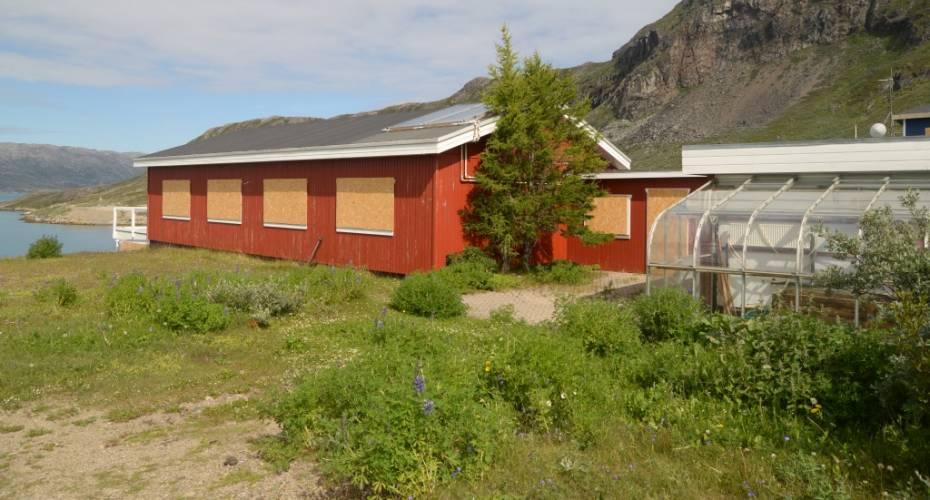 Admiralbolig, Grønnedal