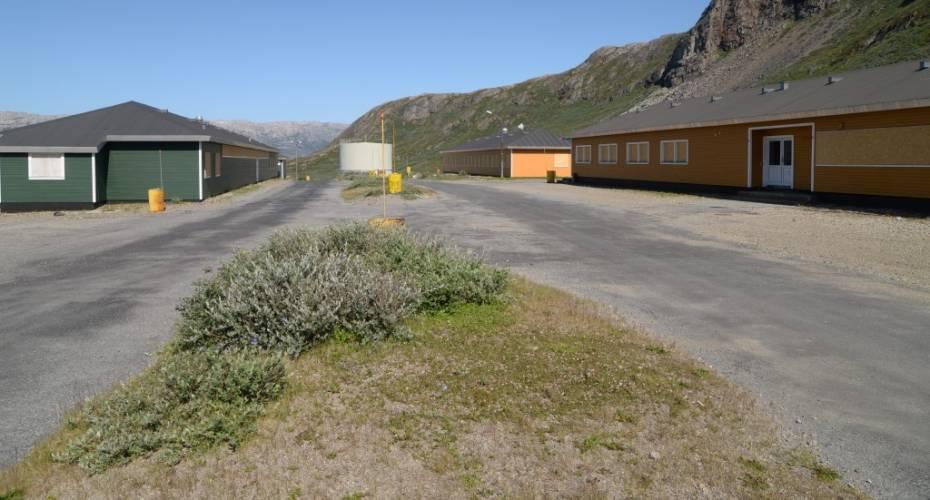Hovedgaden, stationsområdet, Grønnedal