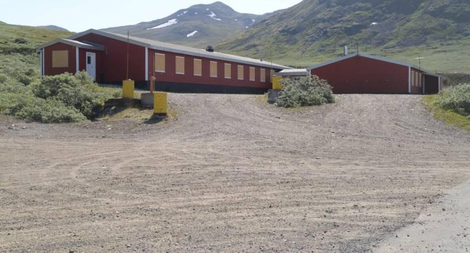 Hotellet, Grønnedal