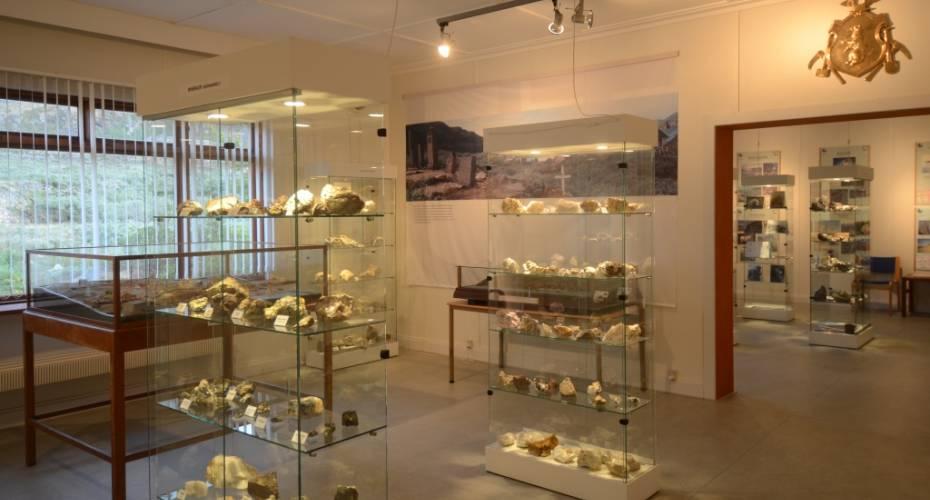 Udstilling, sten, Ivittuut, Museum