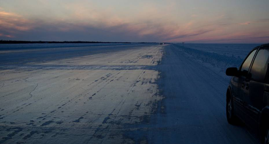 25f7f8ee Dettah is-vejen er forsinket for andet år i træk Chris Fournier/Flickr  Creative Commons
