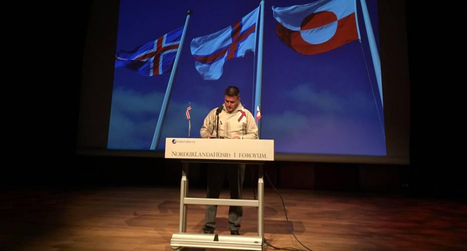 Kim Kielsen, Vestnordsik Råd