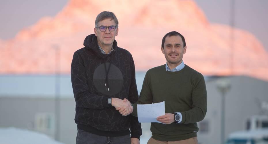 Sponsorat-aftale mellem PANAM og Royal Unibrew