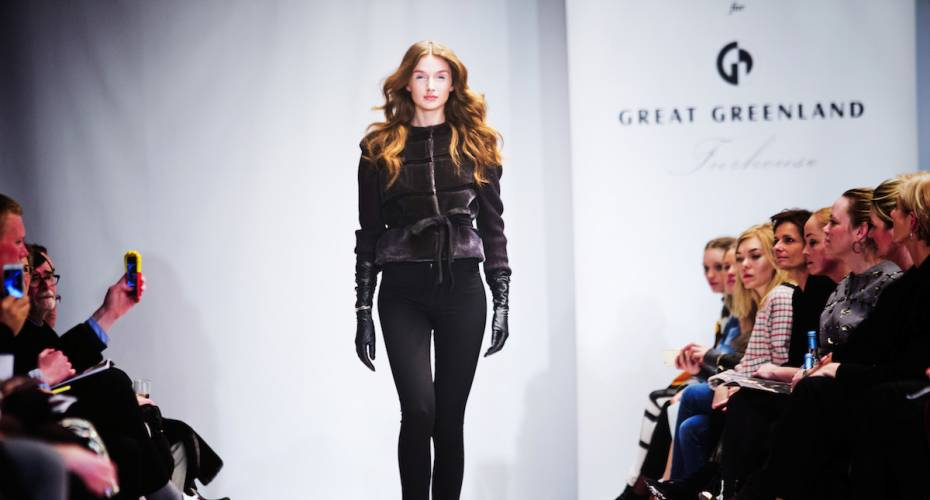 Modehow i Kbh. jan. 2015