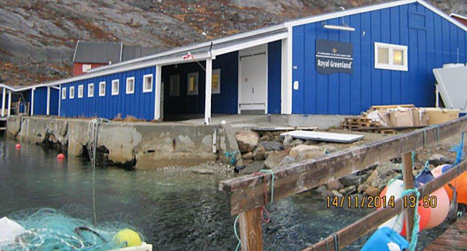 Royal Greenland, indhandlingsanlæg, Aappilattoq