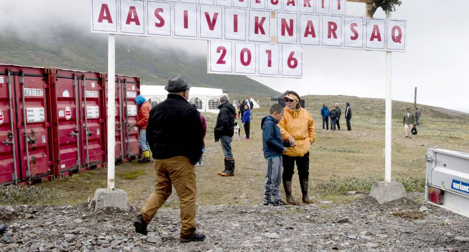 Aasivik 2016 i Narsaq