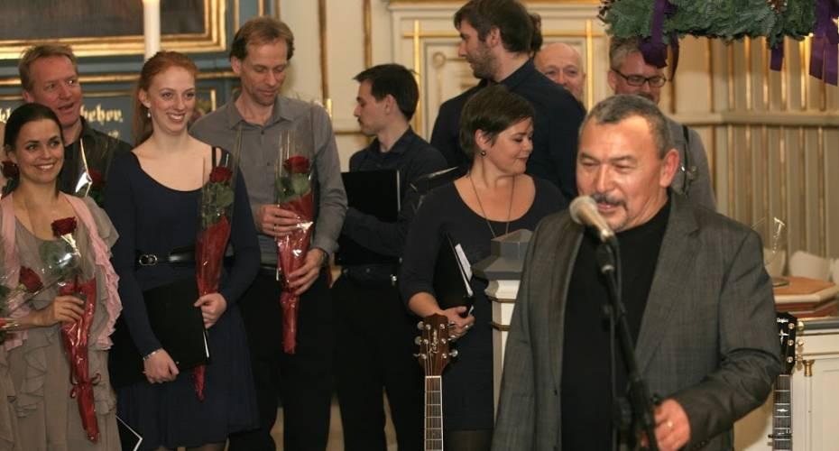 Fornem Rasmus Lyberth-koncert | Sermitsiaq.AG