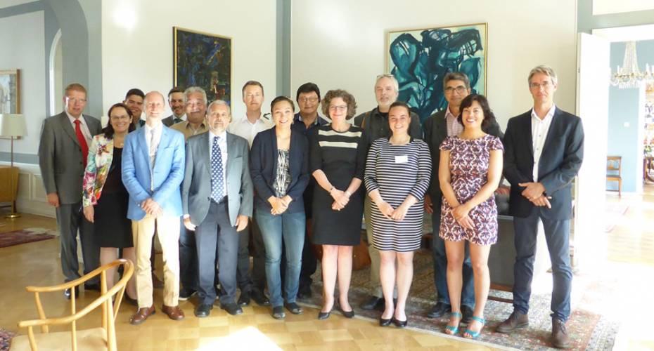 Råstofudvalget, Den danske Ambassade, Helsinki, Finland, Danmark
