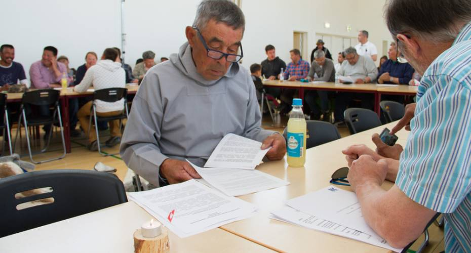SPS, Fåreholderforening, generalforsamling, Qaqortoq, Atsiaat Motzfeldt,Timerliit