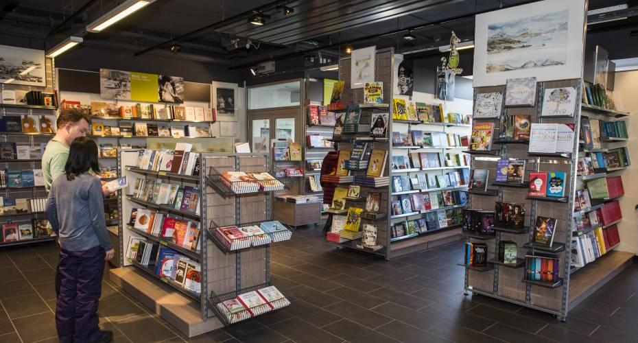Atuagkat boghandel i Nuuk