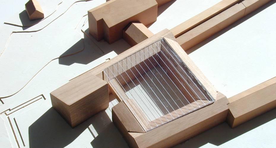 Udvidelse af Landstinget Større sal og fremtidig glasoverdækning af Landstingsgården