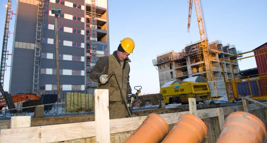 Byggeri, håndværker, Permagreen