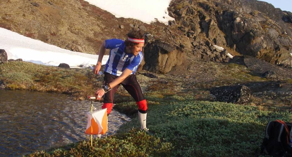 AMO, Arctic Midnight Orienteering, Ilulissat, Christian Nielsen, IFK, Gøteborg