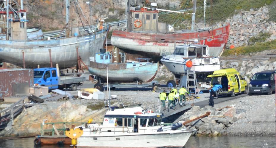 Omkomne i Ilulissat