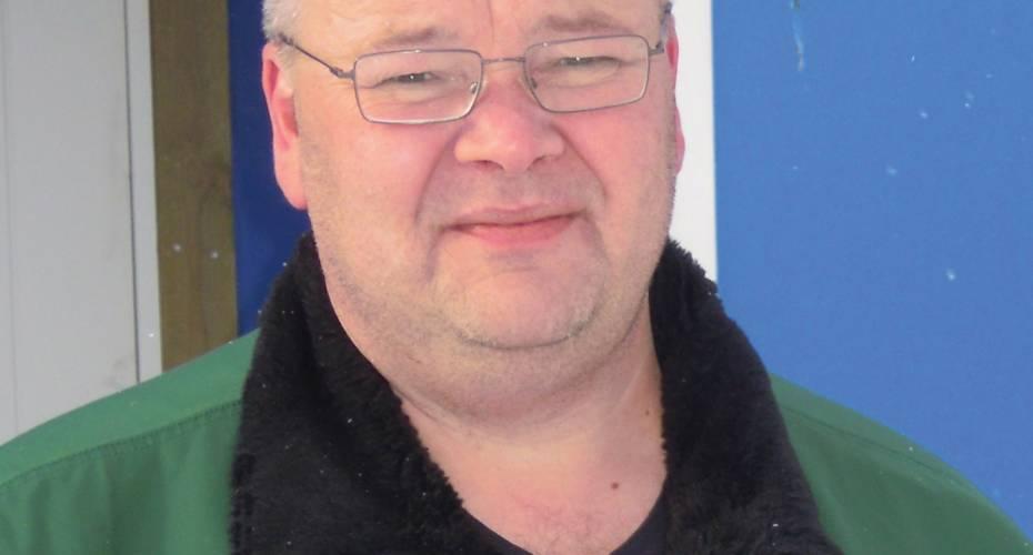 Flemming Andersen, fabrikschef, Upernavik, Royal Greenland