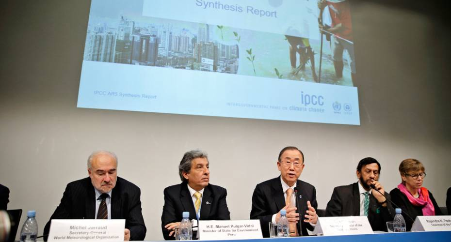 IPCC, Climate Change 2014