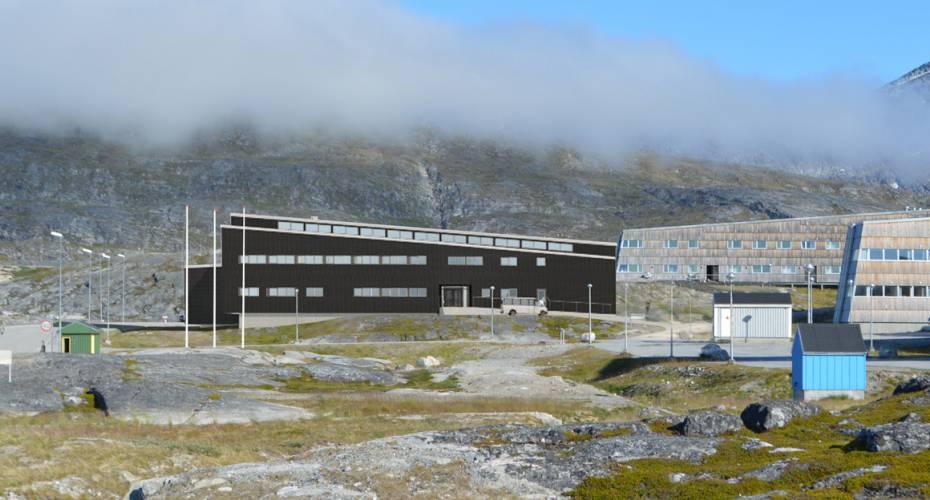 Grønlands første naturvidenskabelige uddannelse og Grønlands Center for Sundhedsforskning