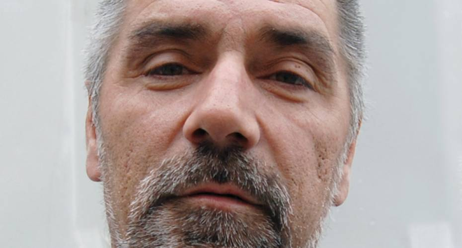 Henrik Sandgreen, formand for KNAPK