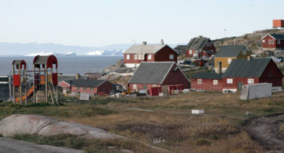 Ilimanaq får natur og miljø-pris   Sermitsiaq.AG