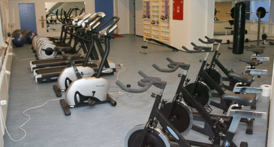 Ilulissat har fået motionscenter   Sermitsiaq AG