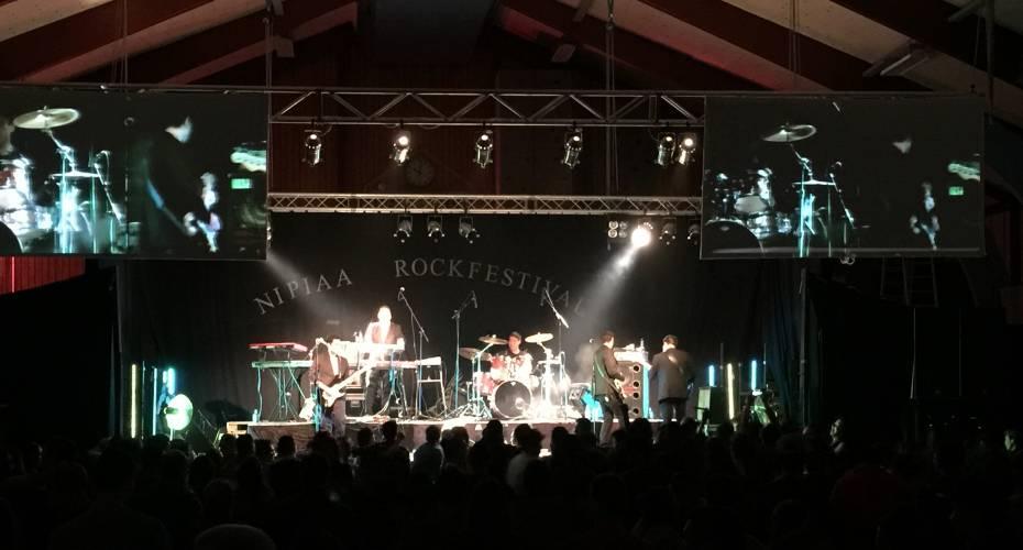 Nipiaa Rock festival 2015