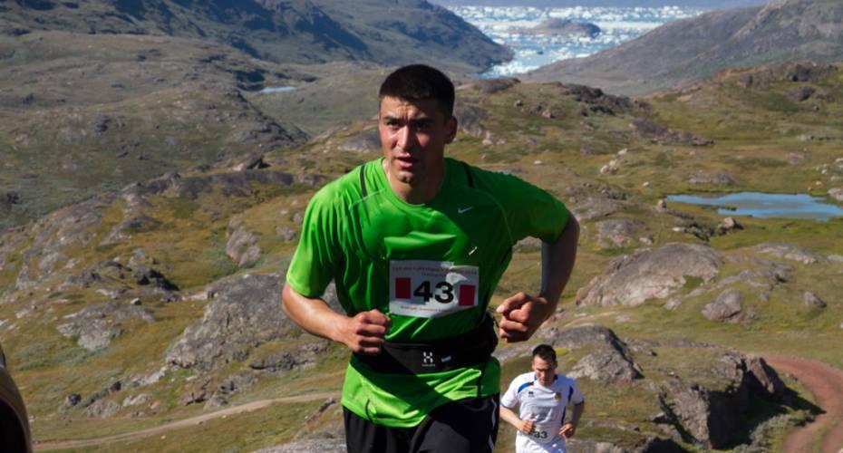Leif den Lykkeliges Maraton, Qassiarsuk, Arne Simonsen, Hans Knudsen, Marathon