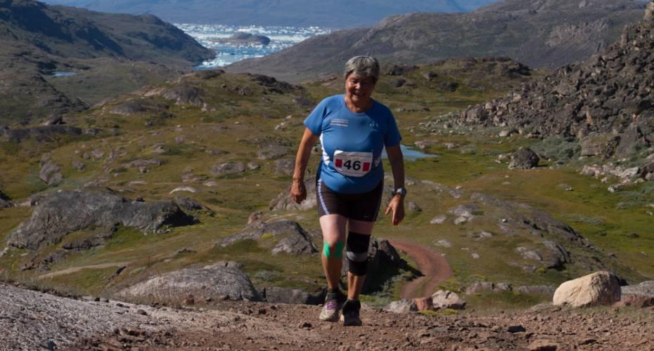 Leif den Lykkeliges Maraton, Qassiarsuk, Thora Godtfredsen, Marathon