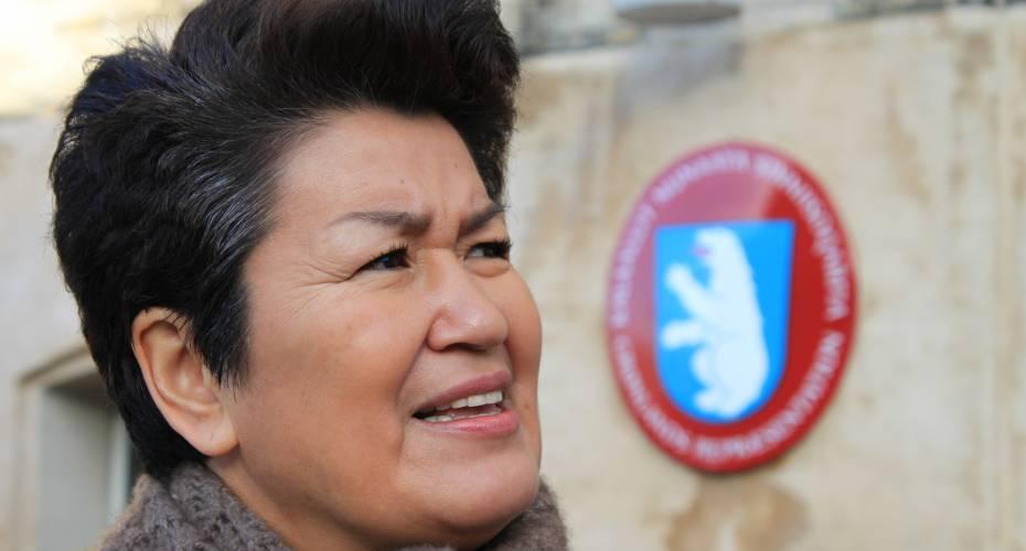 Folketingsmedlem Aleqa Hammond