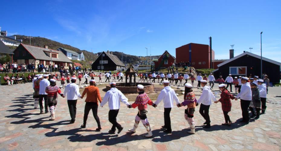 GUX, dimission, Qaqortoq, Campus Kujalleq, springvandet