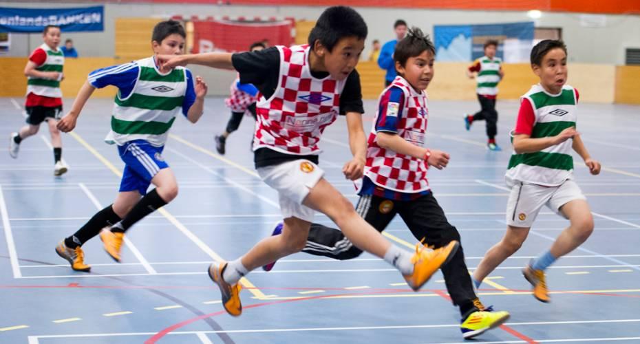 Indendørs, fodbold, Torrak 2012, Nuuk