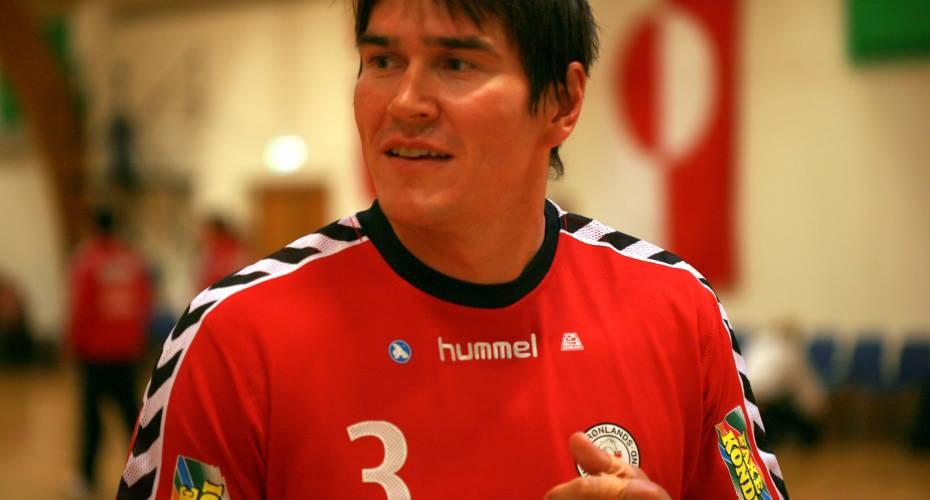 ae81832bbe8 Jakob Larsen spillede sin sidste landskamp for to år siden. Arkivfoto: Knud  Fl. Larsen