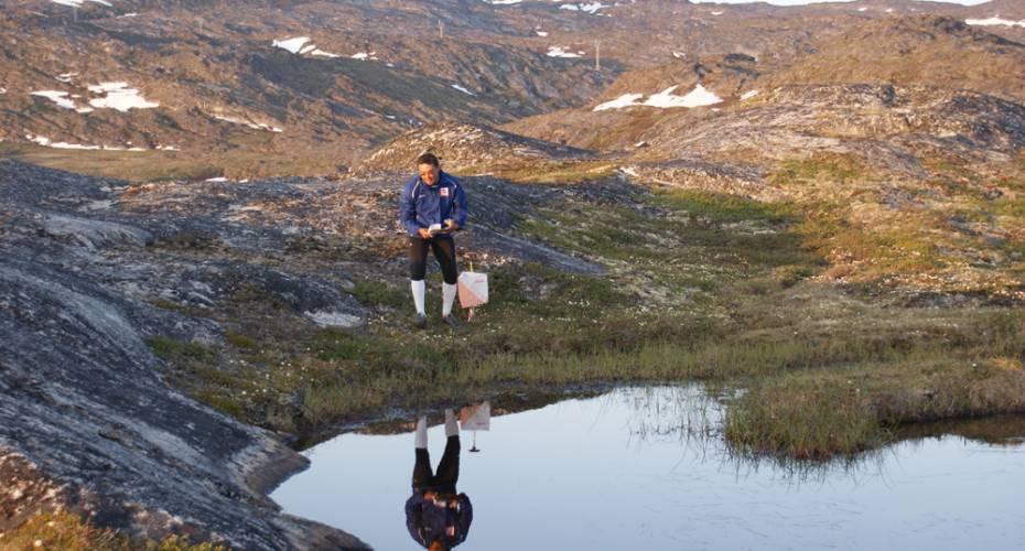 AMO, Arctic Midnight Orienteering, Ilulissat, Johan-Geisler