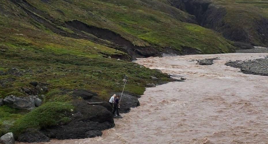 Jordskred, Qeqertarsuaq