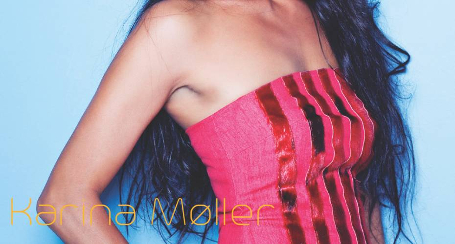 Karina Møller, Simplify, CD, cover