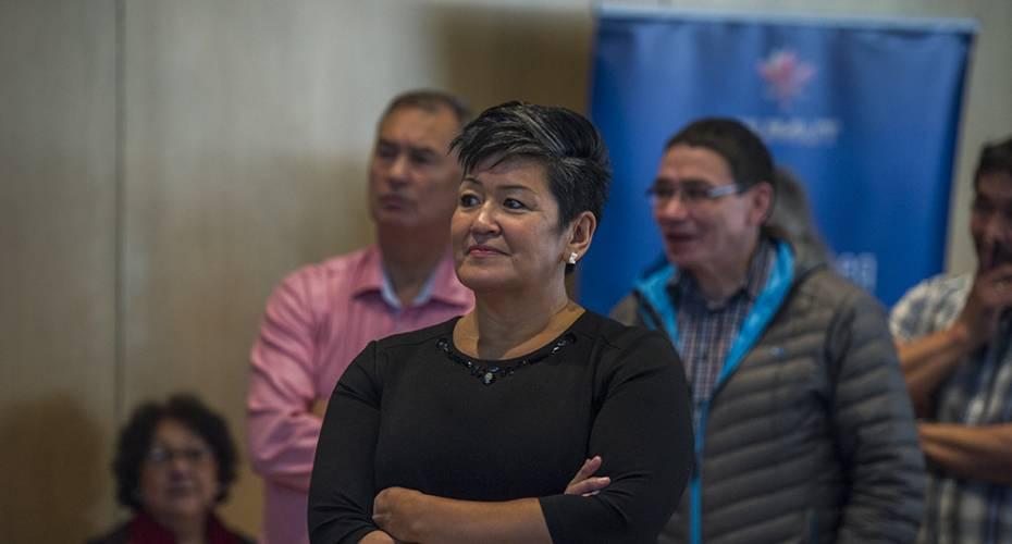 Kim Kielsen, formandsvalg, Siumut