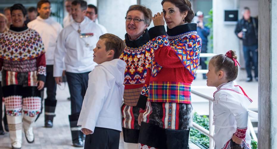 Kronprinsfamilien i Nuuk, Kommuneqarfik Sermersooq,