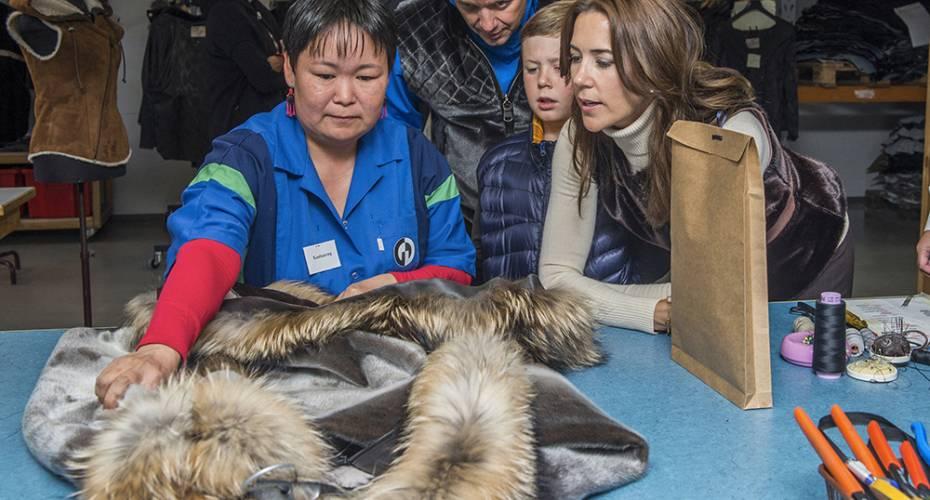 Kronprinsfamilien, Qaqortoq, Great Greenland