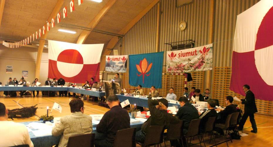 Siumut, landsmøde 2005