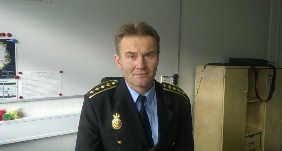 Ny stabschef i Grønlands Politi