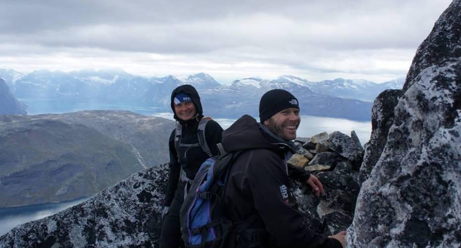 Lise Buhardt, Jan Berg Jensen, Sermitsiaq