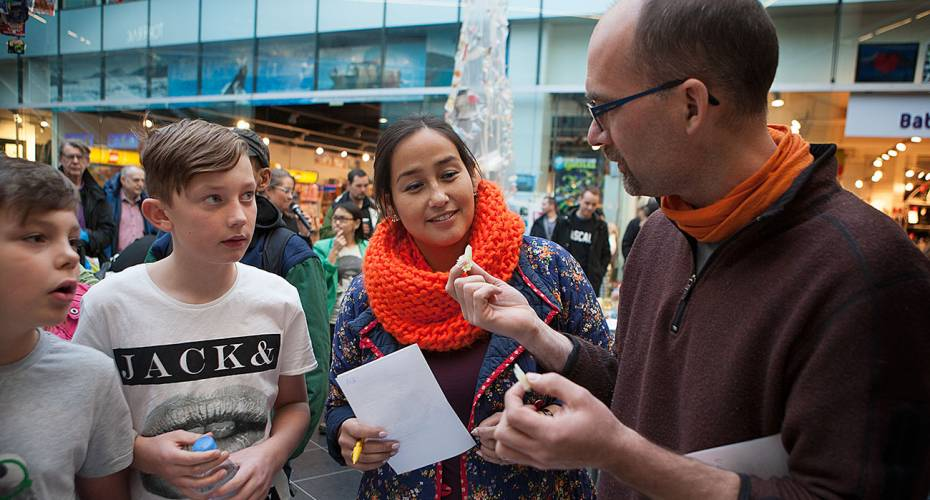 Stop Madspild, Michael Rosing, Lisbeth Karline Poulsen