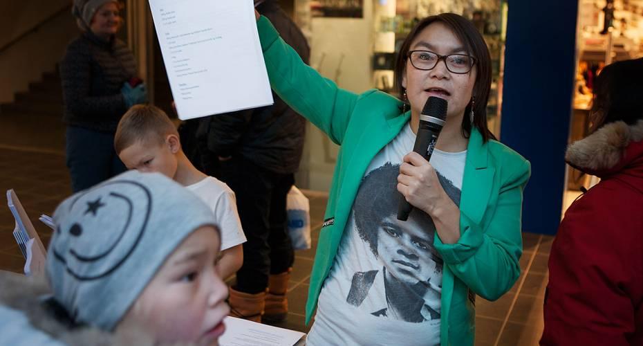 Stop Madspild, Konferencier, Ane Marie Ottesen